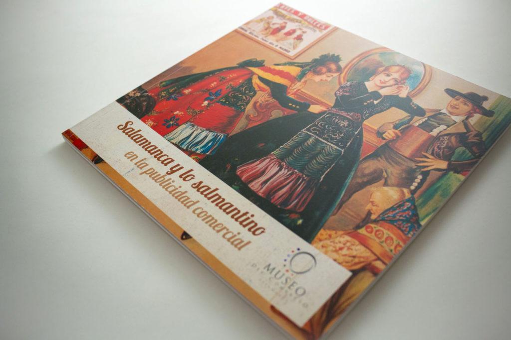 Catálogo «Salamanca y lo salmantino en la publicidad»