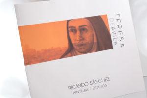Catálogo «Teresa de Ávila», de Ricardo Sánchez
